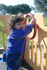 Driving the playground