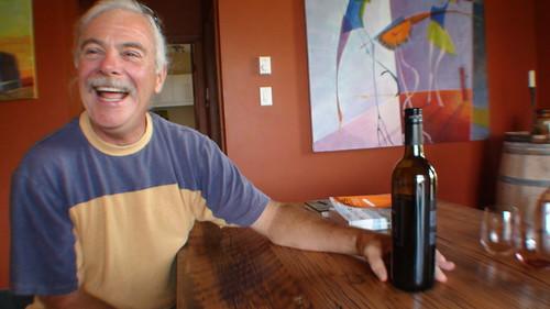 Richard Roskell of Marichel Vineyard + Winery