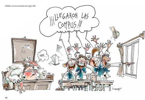 Educación & Tecnología: CEIBAL