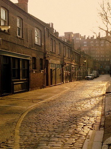 Bloomsbury Backstreet, under creative commons from J_D_Macks photostream. Click pic for link.