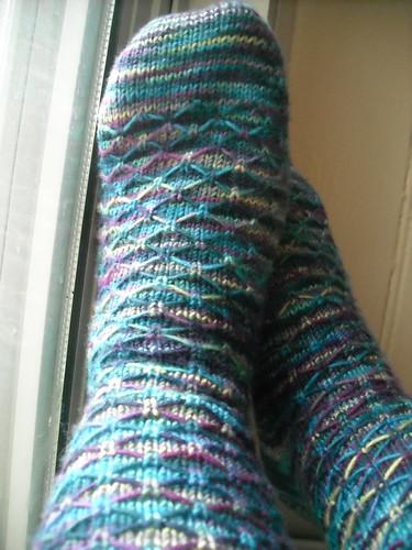 Chapman Springs Leyburn socks