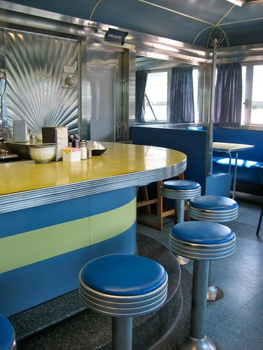 Mill Pond DIner Interior