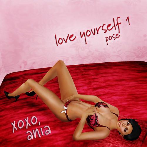 *xoxo ania* love yourself gift