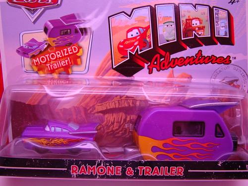 Mini Ramone Trailer
