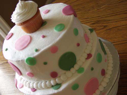 Kate's 1st birthday cake