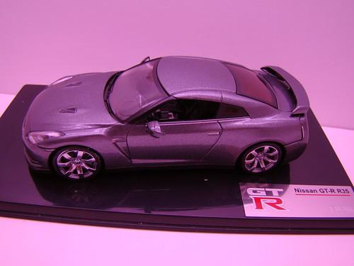 Fujimi Nissan Skyline R35