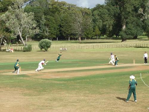 parnell club cricket