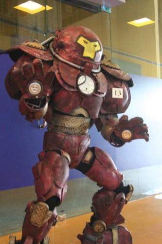 """""""Iron Man"""" Hulk Buster"""