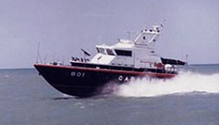 Motovedetta d'altura CC Modica a Pozzallo