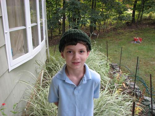 Aidan's Monkees Hat