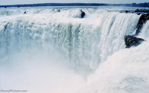 Argentina - Iguazu Falls - La Garganta del Diablo 1