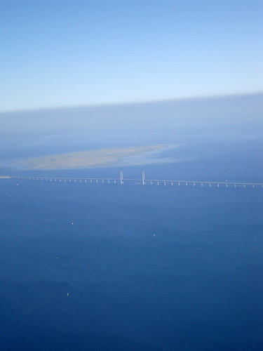 Denmark-Sweden bridge