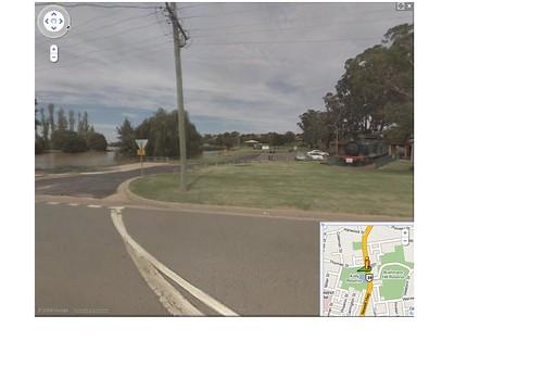 GoogleStreetViewParkesLake