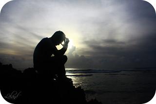 Prayer is the language