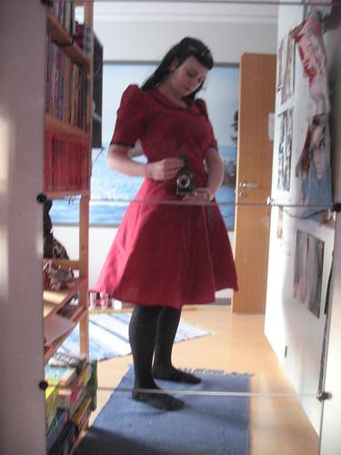 Christmas dress 2008