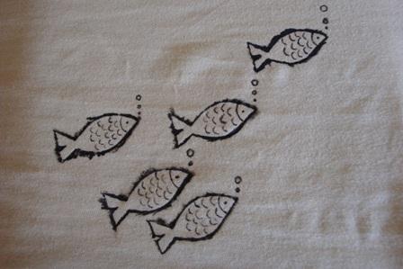 Print - School of Fish1