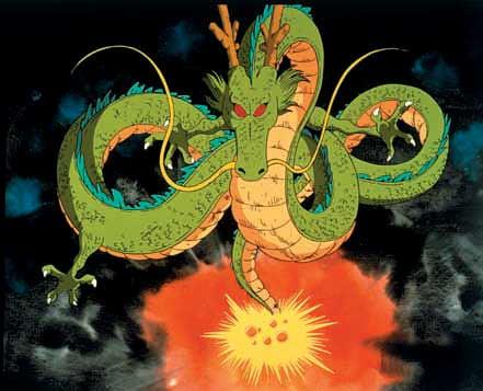 dragon shenlong manga por ti.