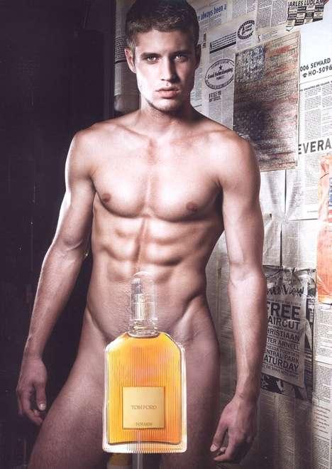 Tom Ford Fragrance Ad