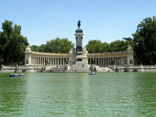 Madrid 2009 - Parque del Buen Retiro