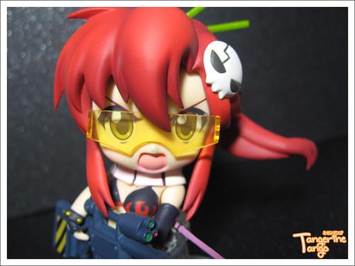 Angry Yoko is angry