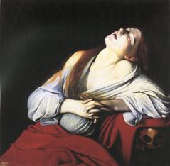 Magdalena en éxtasis