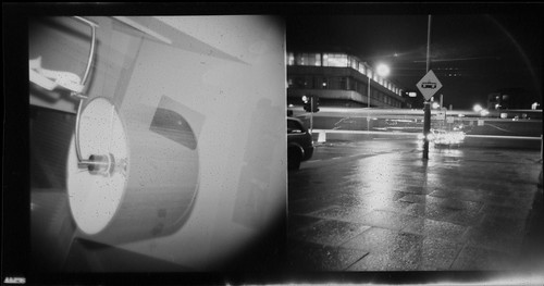 First Pic from the Holga!