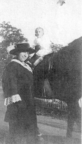 Ignazio Josepg as a Baby