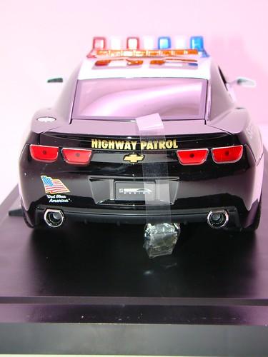 Jada Toys Concept Camaro Police car (3)