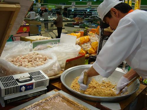 Chuseok im Supermarkt II