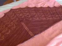 Finished: Travelling Woman scarf | Joyarna: Joyuna's ...