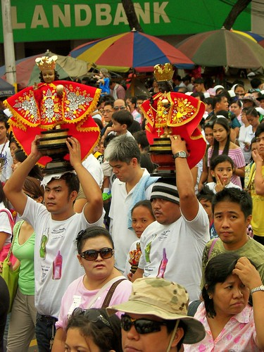 Foot Procession 2009 by you.