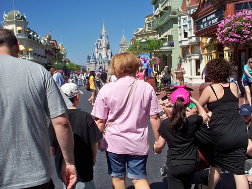 Disney - Day 1 (Magic Kingdom)