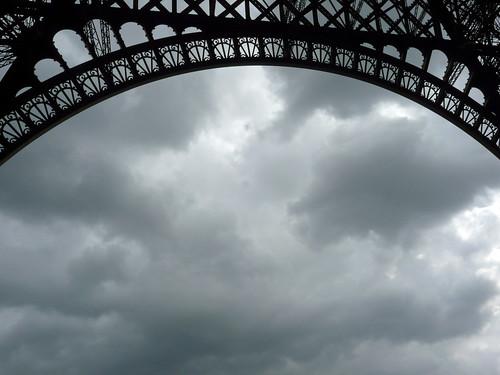 Threatening clouds 89/365
