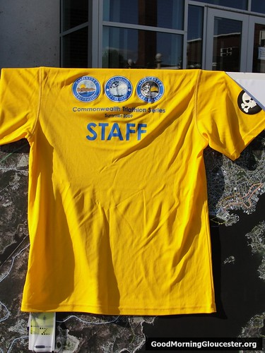 Gloucester Tri Staff Shirts