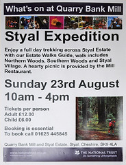 Styal Expedition