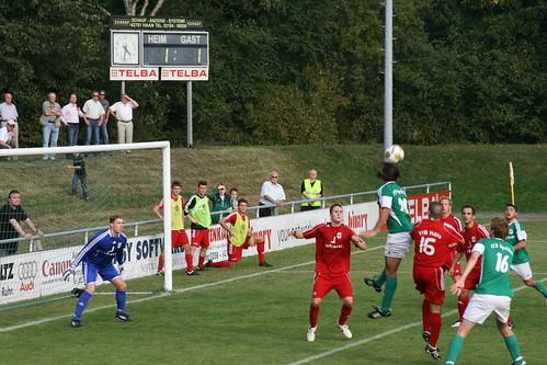 VfB Speldorf - VfB Hüls