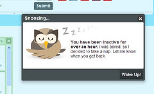 Meet Hootsuite's bored owl