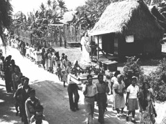Inarajan Procession