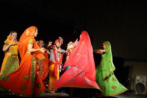 Uniting with Godhead - The Shyam Dance