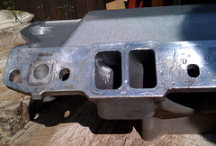 "Intake Manifold ""Ported"""
