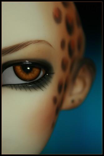 CP Lishe - leopard print tattoo