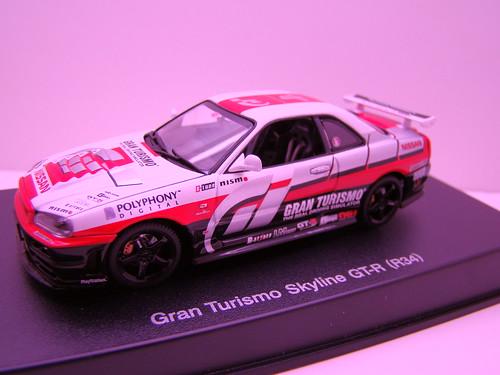 Auto Art 1:43 Gran Turismo R34