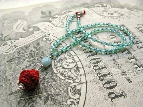 Magic Lantern necklace