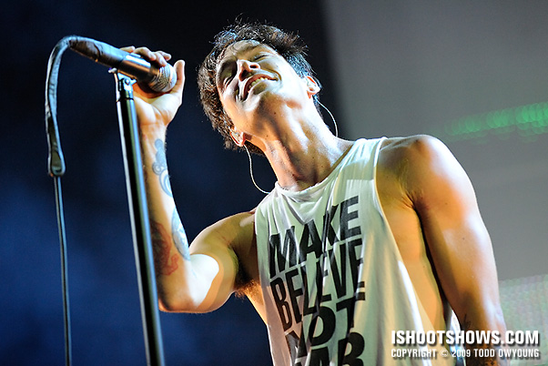 Concert Photos: Incubus
