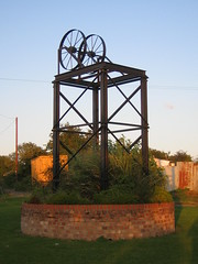 North Skelton Ironstone Mine Monument