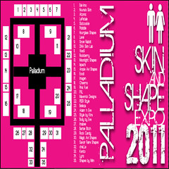 Skin/Shape Expo Palladium Sim Starts Tomorrow