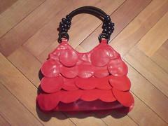 schick, schick - Verenas rote Tasche