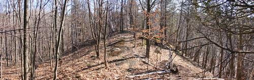 Frontenac ridge