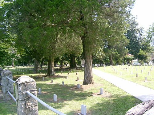 Patrick Cleburne Cemetery - Jonesboro, GA
