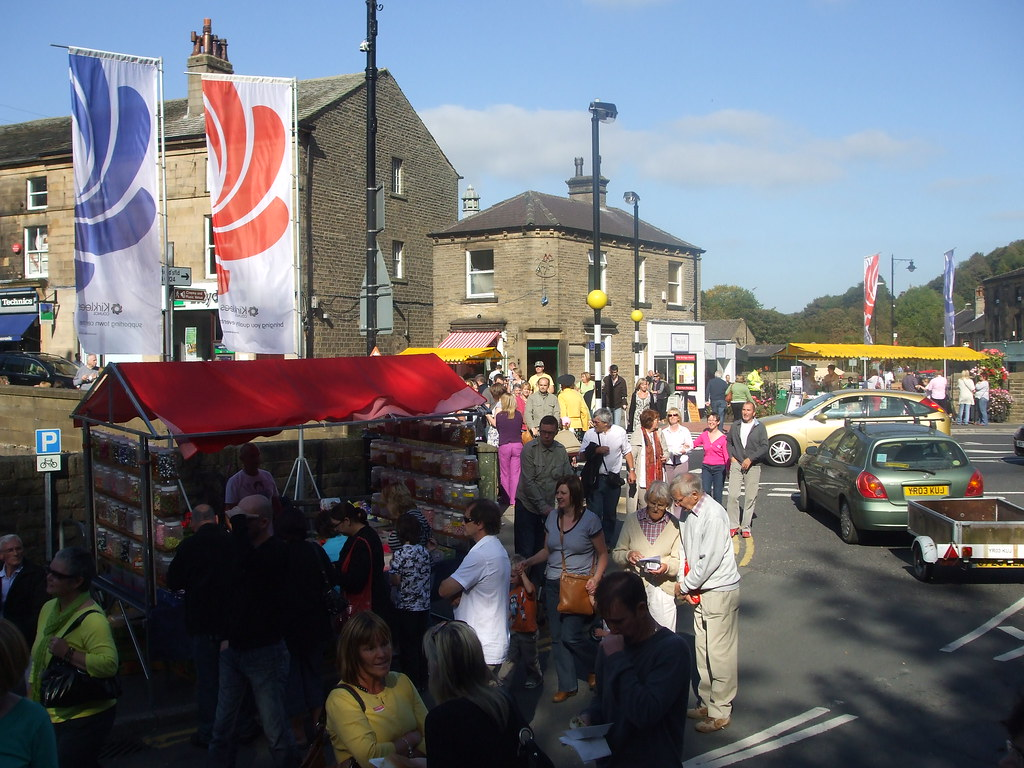 Holmfirth Food and Drink Festival